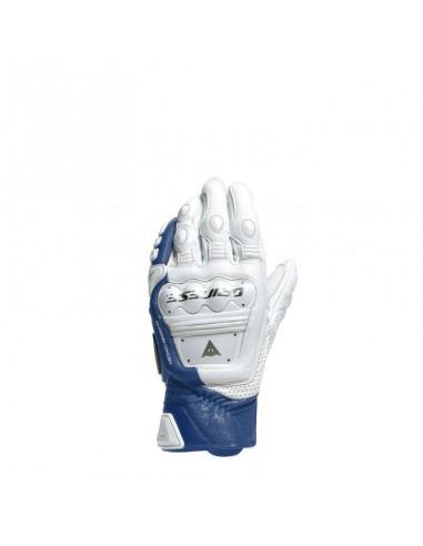 GUANTE 4-STROKE 2 WHITE BLUE